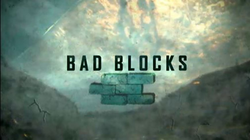 bad blocks